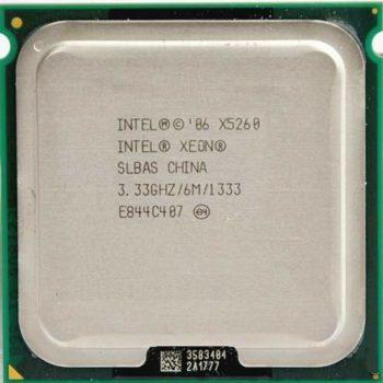 Processador Intel Xeon X5260 Cache 6Mb 3.33 GHz