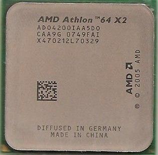 Processador Amd Athlon 64 X2 4200 Socket Am2