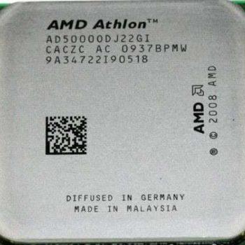 Athlon 64 X2 5000+ 2.2ghz Socket Am2 Ad5000gj22gi