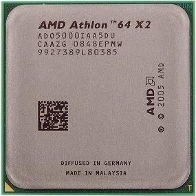 Athlon 64 X2 5000+ Socket Am2 Ado5000iaa5du