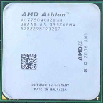 Athlon 64 X2 7750