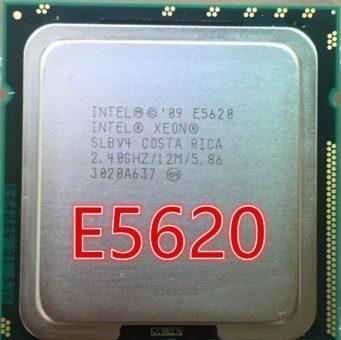 Processador Intel Xeon E5620 Cache 12Mb 2.40GHz
