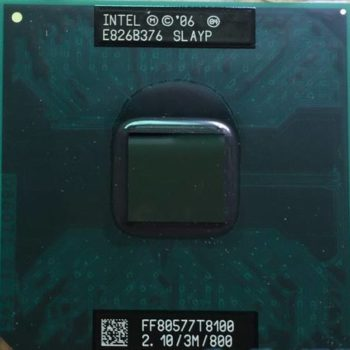 Intel Core 2 Duo T8100 Cache 3mb 2.10ghz 800mhz Fsb Laptop