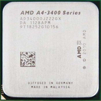 Processador Amd A4 3400 2.7ghz Dual Core Socket Fm1