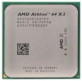 Processador Amd Athlon 64 X2 5600 Socket Am2