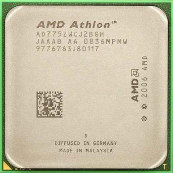 Processador Amd Athlon 64 X2 7750 Socket Am2