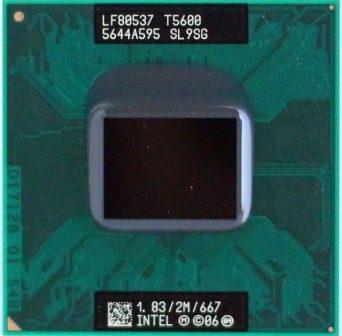 Processador Intel Core 2 Duo T5600 Cache 2mb 1.83ghz Laptop