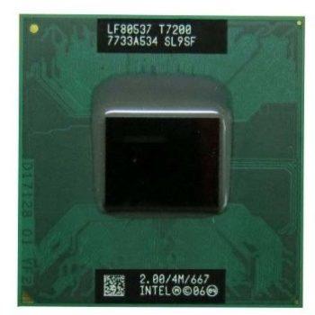 Processador Intel Core 2 Duo T7200 Cache 4mb 2.00ghz Laptop