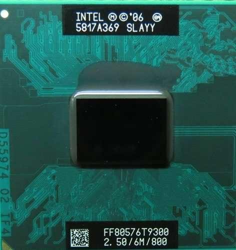 Processador Intel Core 2 Duo T9300 Cache 6mb 2.50ghz Laptop