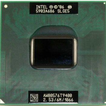 Processador Intel Core 2 Duo T9400 Cache 6mb 2.53ghz