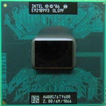 Processador Intel Core 2 Duo T9600 Cache 6mb 2.8ghz