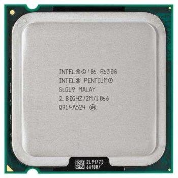 Processador Intel Pentium Dual Core E6300 2.8ghz Socket 775