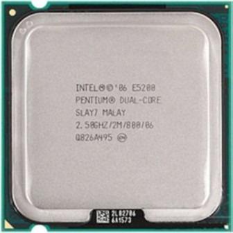 Processador Intel Pentium E5200 Cache 2mb 2.5mhz Lga775
