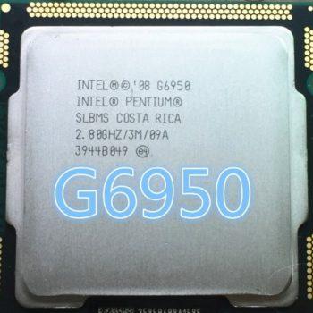 Processador Intel Pentium G6950 2.8ghz Soquete 1156