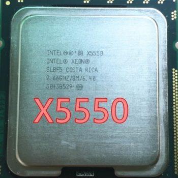 Processador Intel Xeon X5550 Cache 8mb 2.66ghz Socket 1366