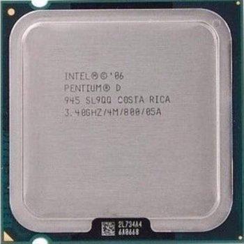 Processador Pentium D945 Cache 4mb 3.40ghz Intel Lga775