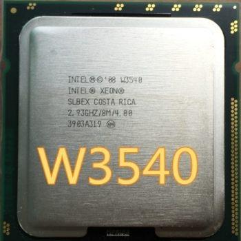 Processador Intel Xeon W3540 Cache 8mb 2.93 Ghz Socket 1366