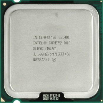 Processador Intel Core 2 Duo E8500 Cache 6mb 3.16 Ghz 775