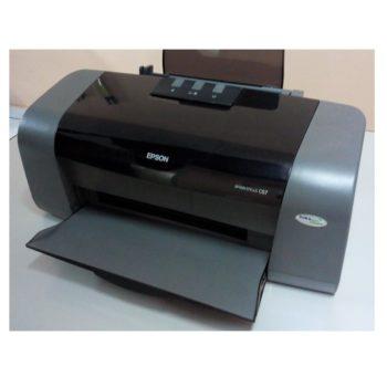 Impressora Epson Stylus C67 Com Defeito Na Impressão