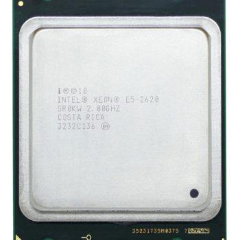 Processador Intel Xeon E5-2620 Cache 15mb 2.00 Ghz
